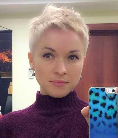 10 Superkurze Pixie Frisuren Sind Perfekt Für Widerspenstige Und