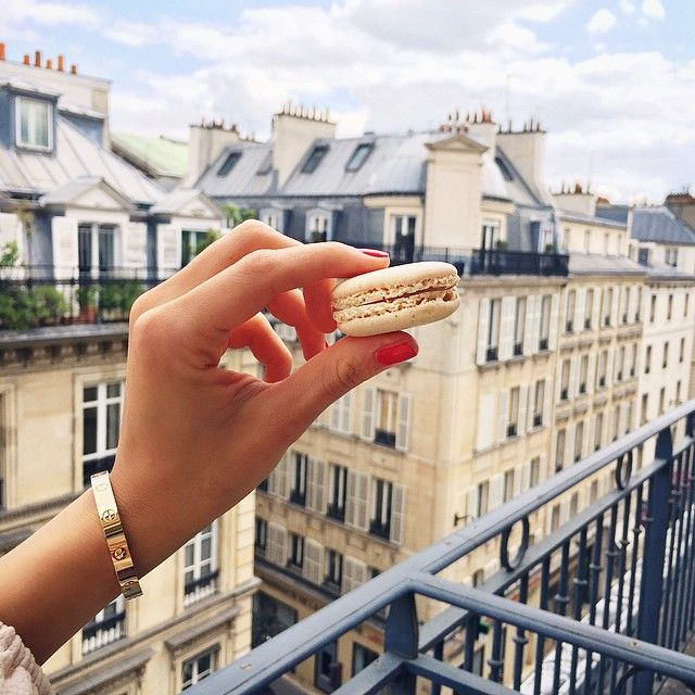 "10.6k Likes, 73 Comments - Marianna Mäkelä (@mariannnan) on Instagram: ""The perfect Parisian moment 🙈 #fooddiarycontinues"""