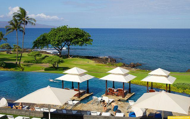 Wailea Beach Marriott Resort Spa In Maui