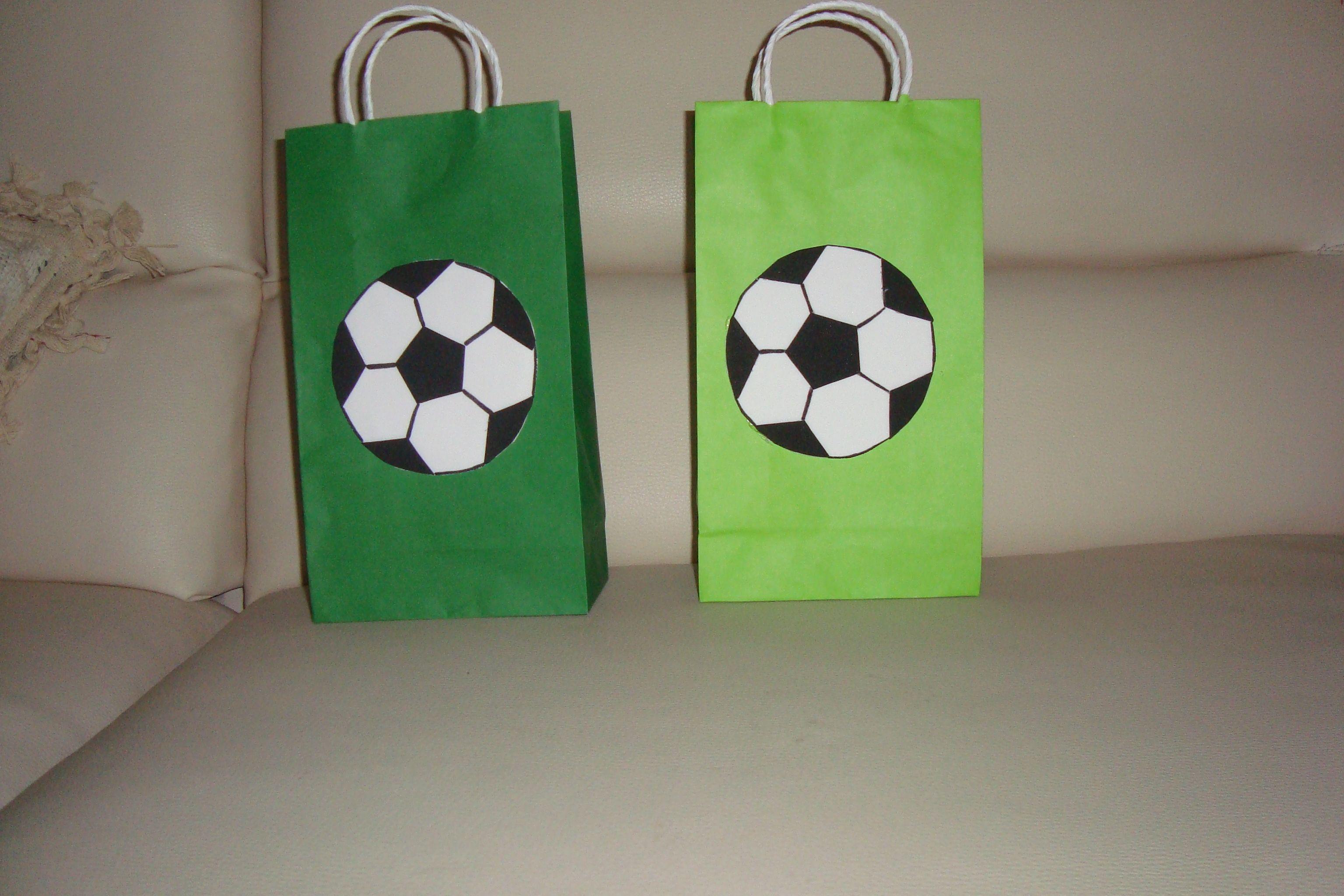 Bolsitas Futbol Bolsas De Dulces 65a716cce86e9