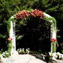 White Garden intimate ceremony