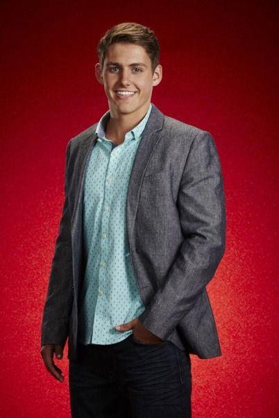Ryan Sill from Team Gwen - The Voice, Season 7