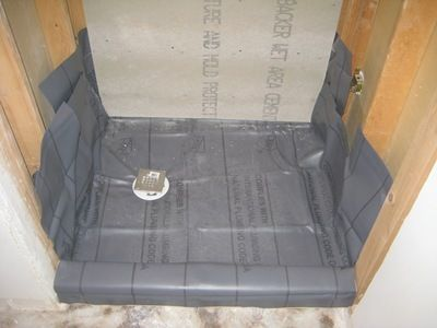 Wrap The Curb With Tile Backer Board Or You Can Also Wrap It With