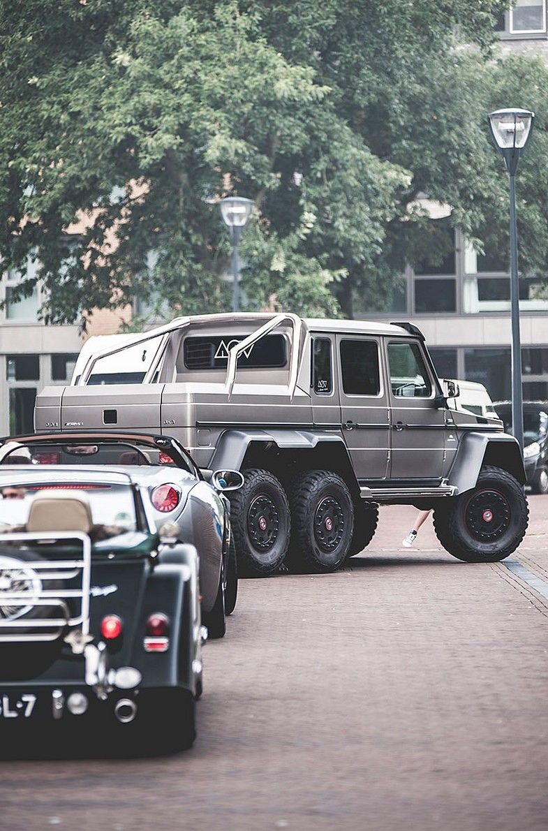 Suv Auto Cute Photo Mercedes 6x6 Mercedes Car Suv