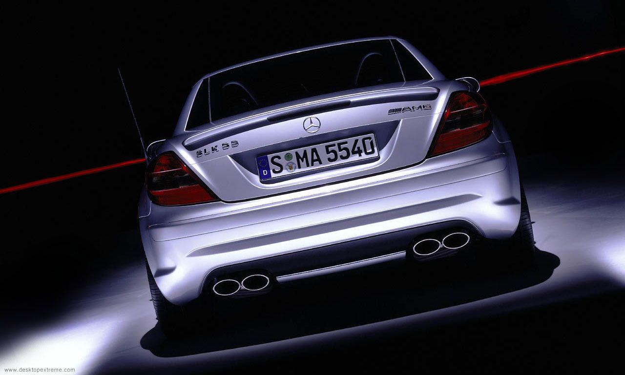 Mercedes SLK55