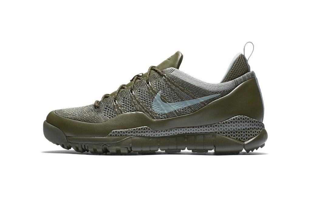online retailer 99a6e 82f0f Nike Lupinek Flyknit Low Cargo Khaki
