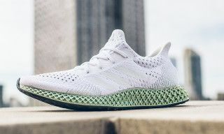 the best attitude b1598 1381e Heres Your Best Look Yet at the adidas Futurecraft 4D in All-White