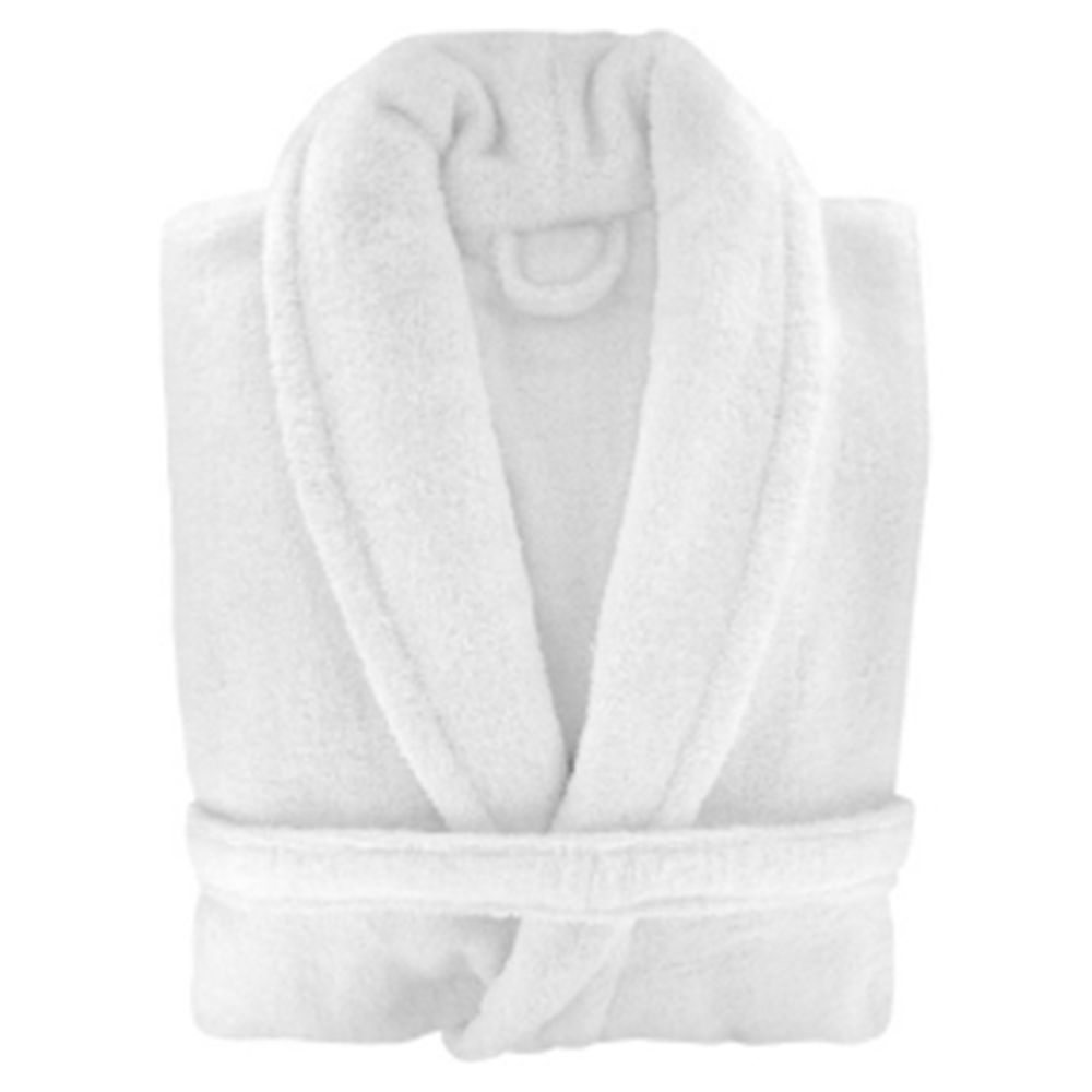 Details about 100% LUXURY EGYPTIAN COTTON VELOUR TOWELLING BATH ROBE ...