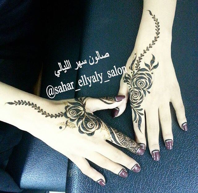 Pin By ꮋꮜnꮏꮛꭱ On Hennah Mehndi Designs Henna Designs Henna Tattoo