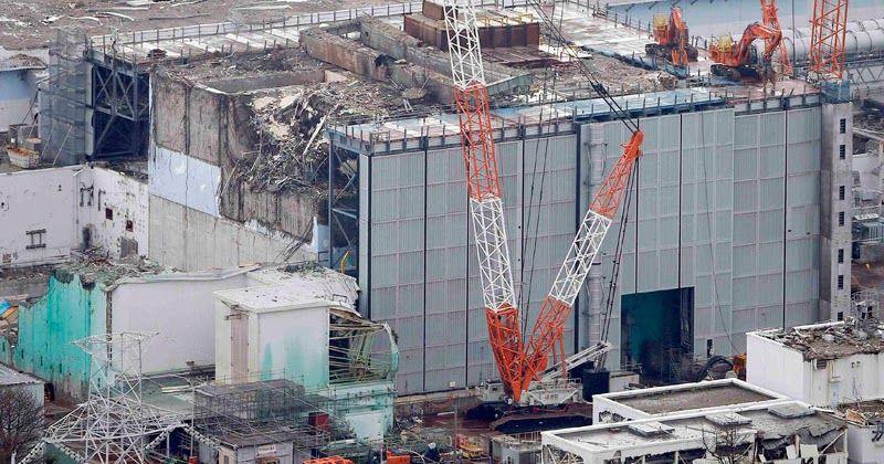 Un incendio en un depósito de residuos radiactivos en Fukushima acentúa la crisis nuclear del país
