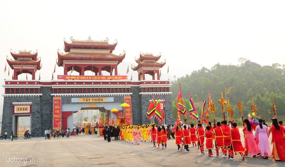 Kinh nghiệm đi Lễ hội Tây Thiên 2016