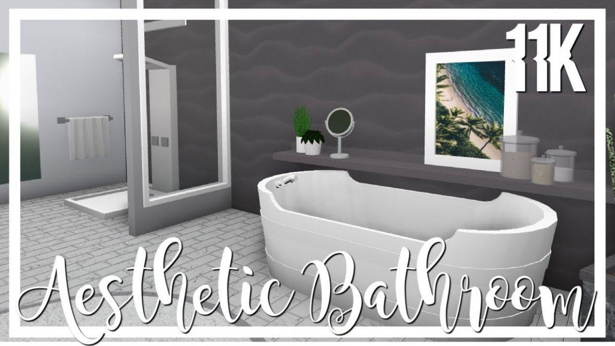 Master Bathroom Ideas Bloxburg In 2020 Cute Bathroom Ideas Bathroom Design Decor Bedroom House Plans