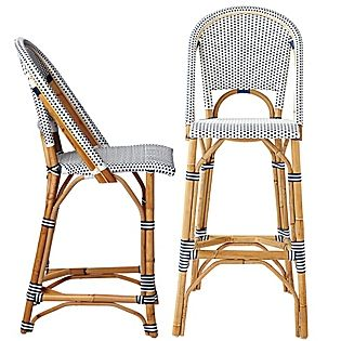 chic coastal living sale alert serena lily bistro chairs bar