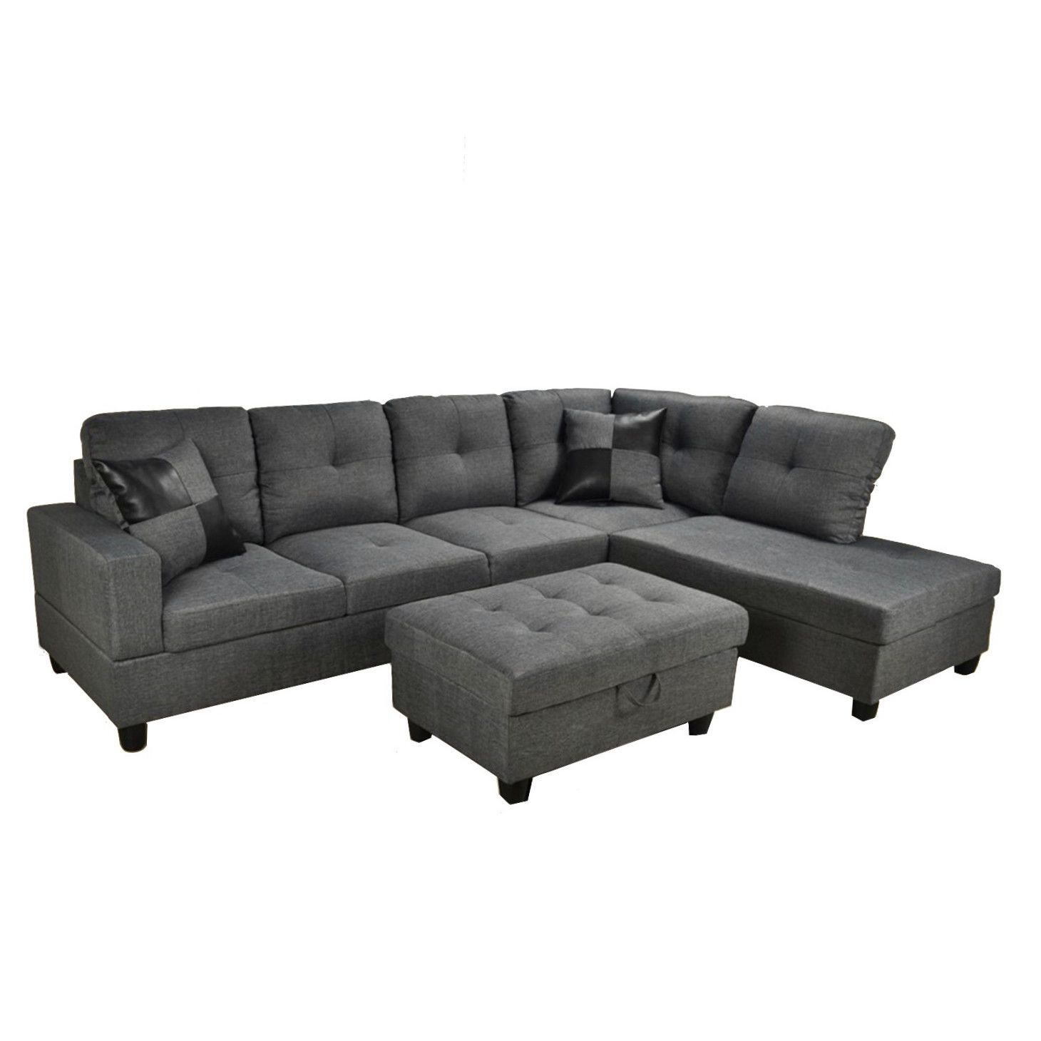 Infini Furnishings Sectional New house not using ideas