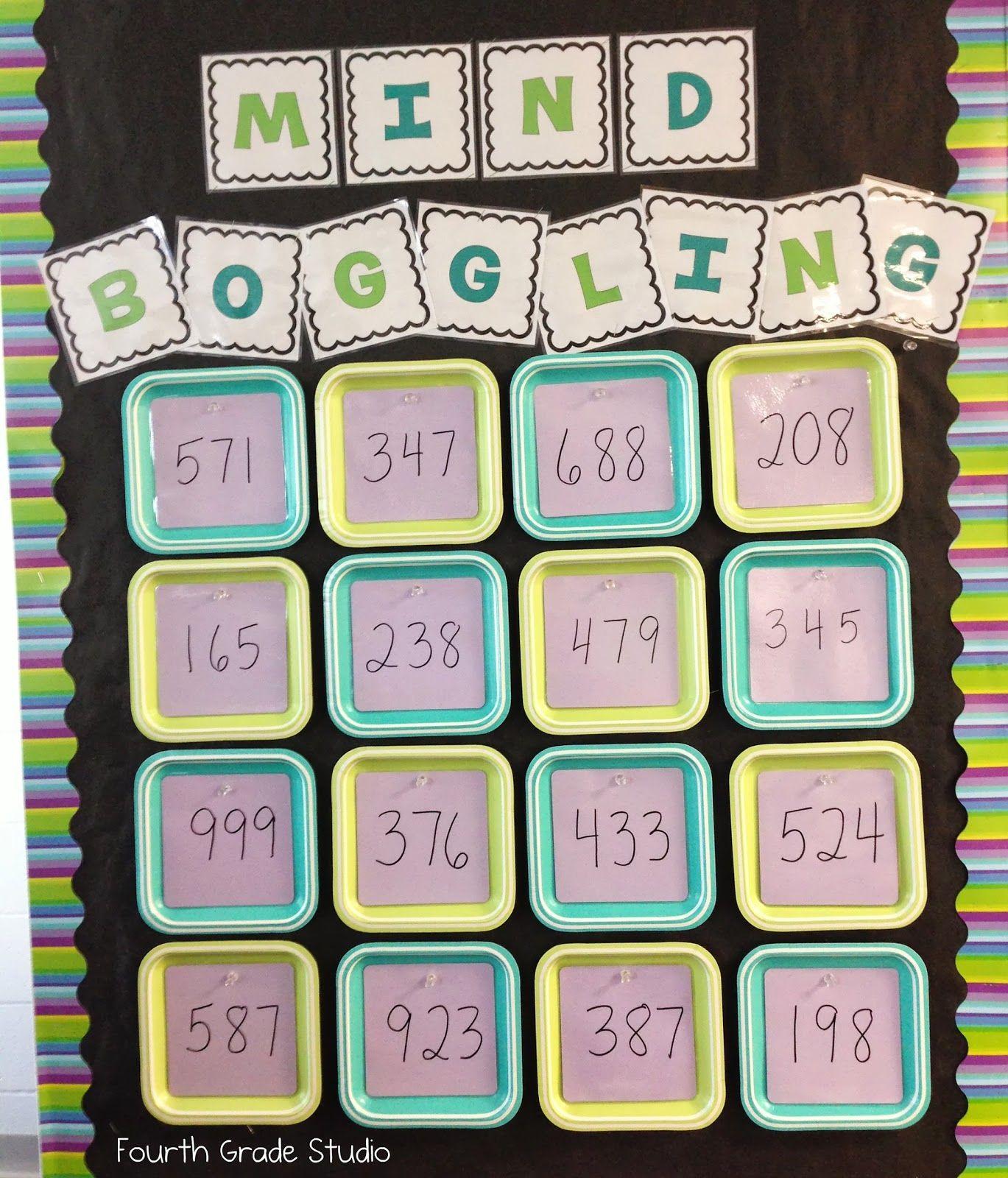 Mind Boggling Math Easy Prep Math Enrichment