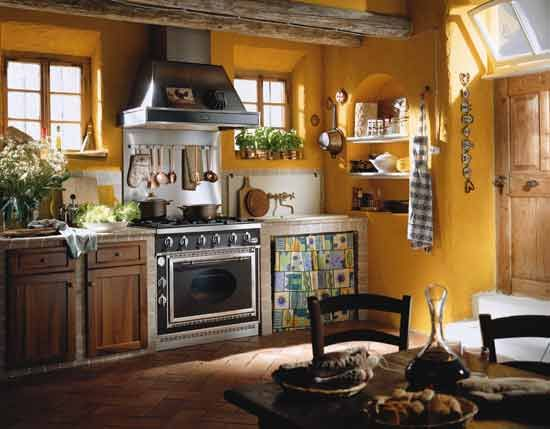 Blocchi cucina in stile country - Rasera.it | For the Home ...