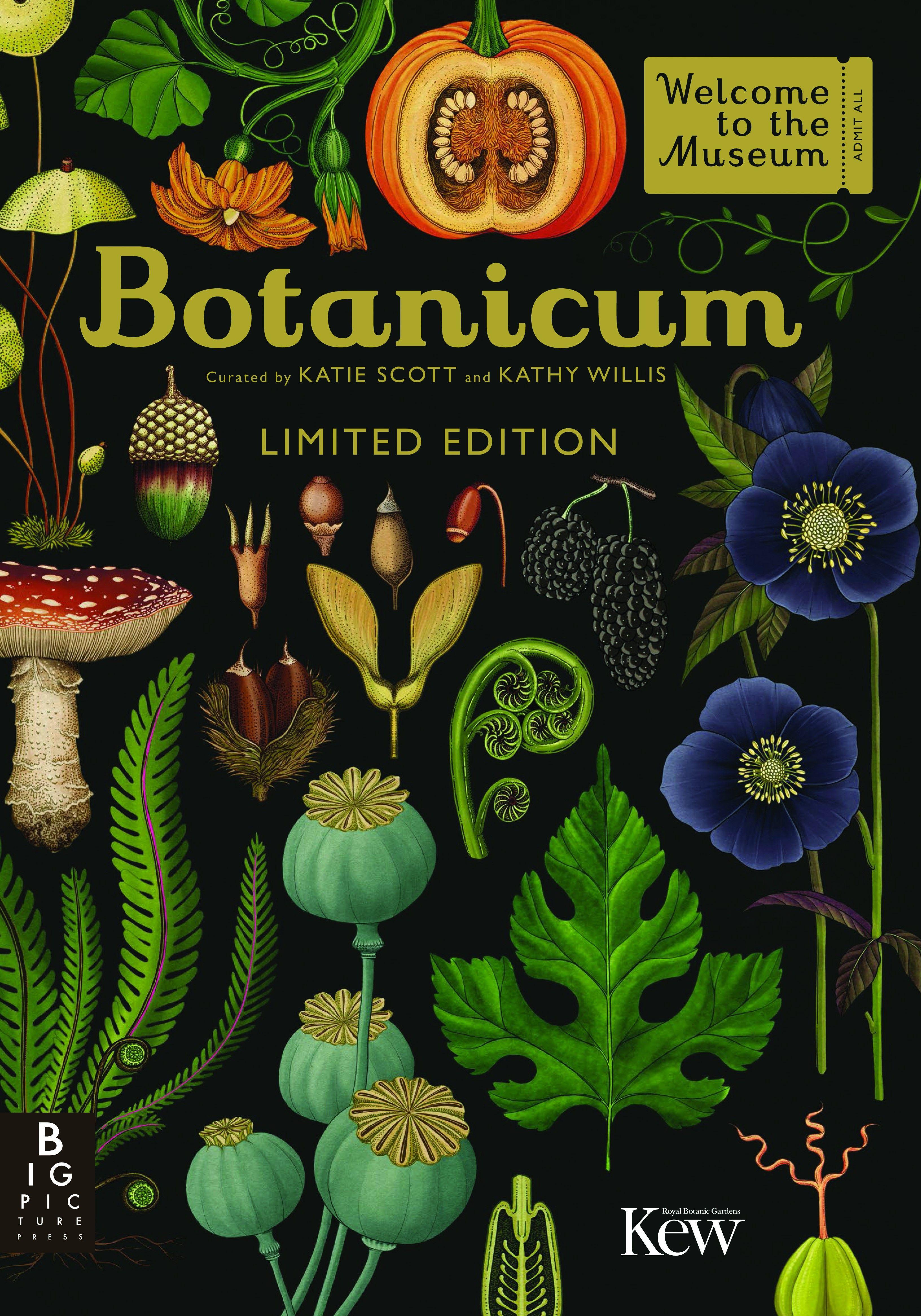 Botanicum (limited edition) | Kew Gardens Shop | Books