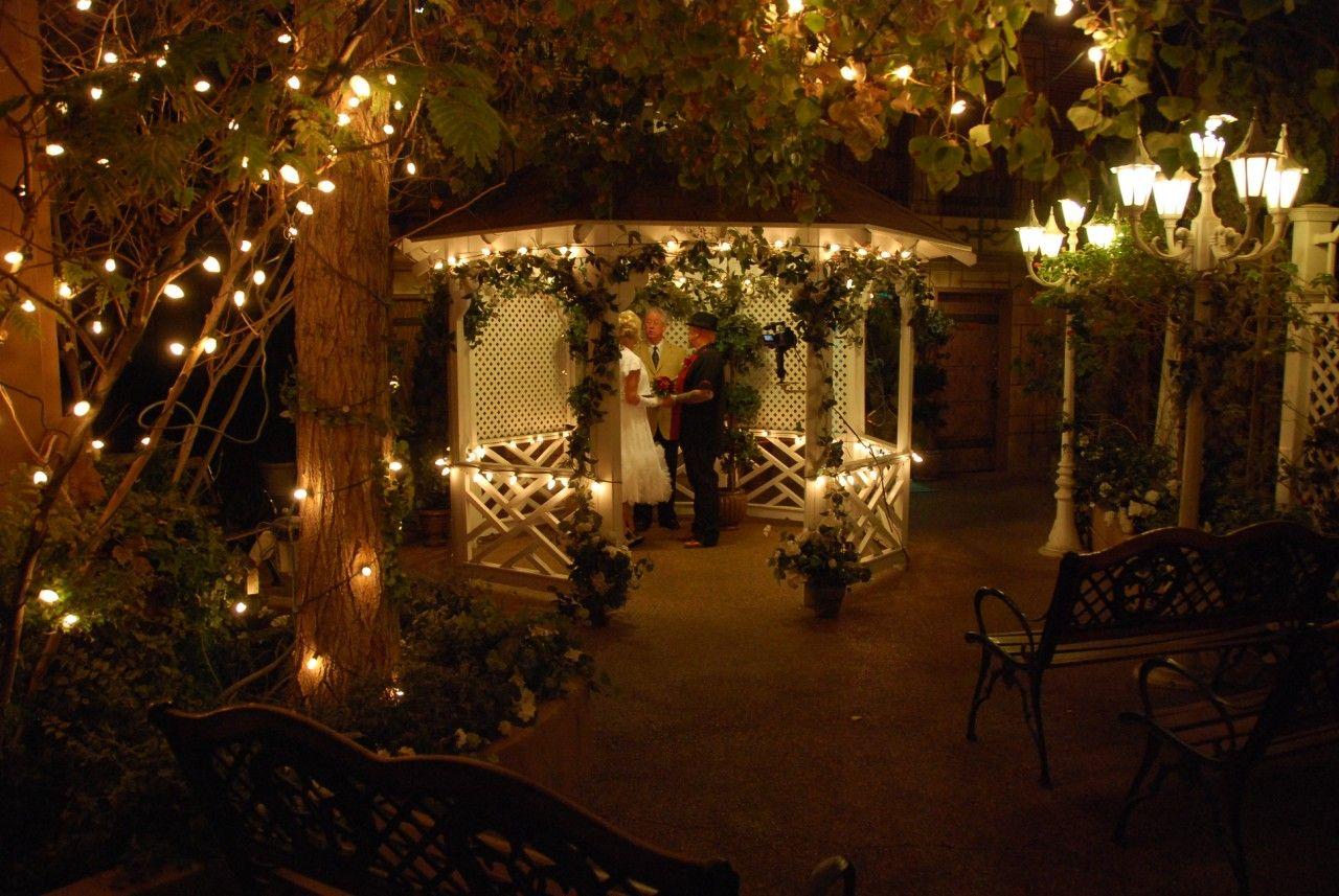 Outdoor Gazebo Wedding Tags In Las Vegas Planner