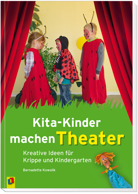 kita kinder machen theater kita b hnenbild und sommerfest. Black Bedroom Furniture Sets. Home Design Ideas