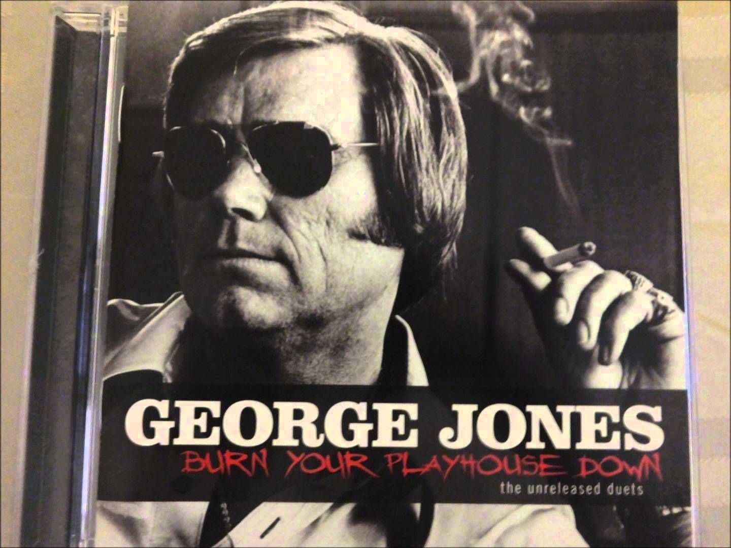 Selfishness In Man By George Jones & Vince Gill