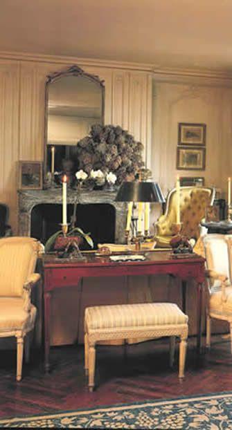 Jackie O S Fifth Avenue Living Room