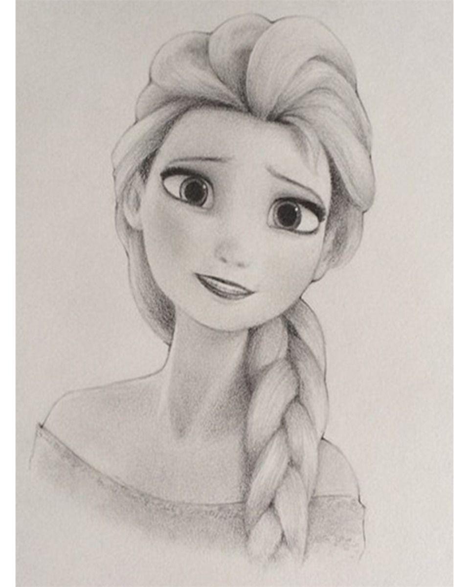 Resultado De Imagen Para Dibujos En 3d En Cuaderno A Lapiz Drawings Cartoon Drawings Beauty Drawings