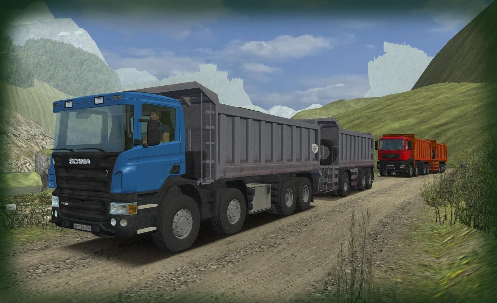 Pin on Euro Truck Simulator 3d
