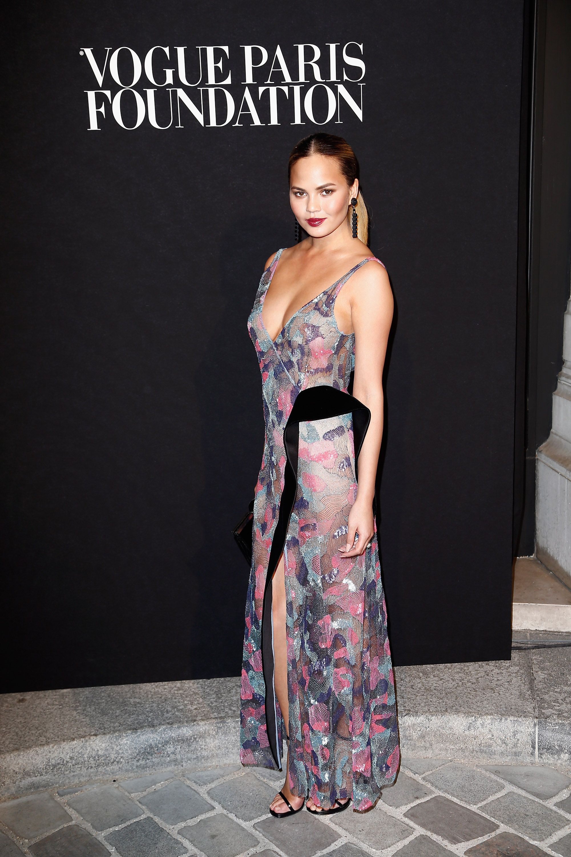 Best Looks: Chrissy Teigen | Christine Teigen | Pinterest | Vogue ...