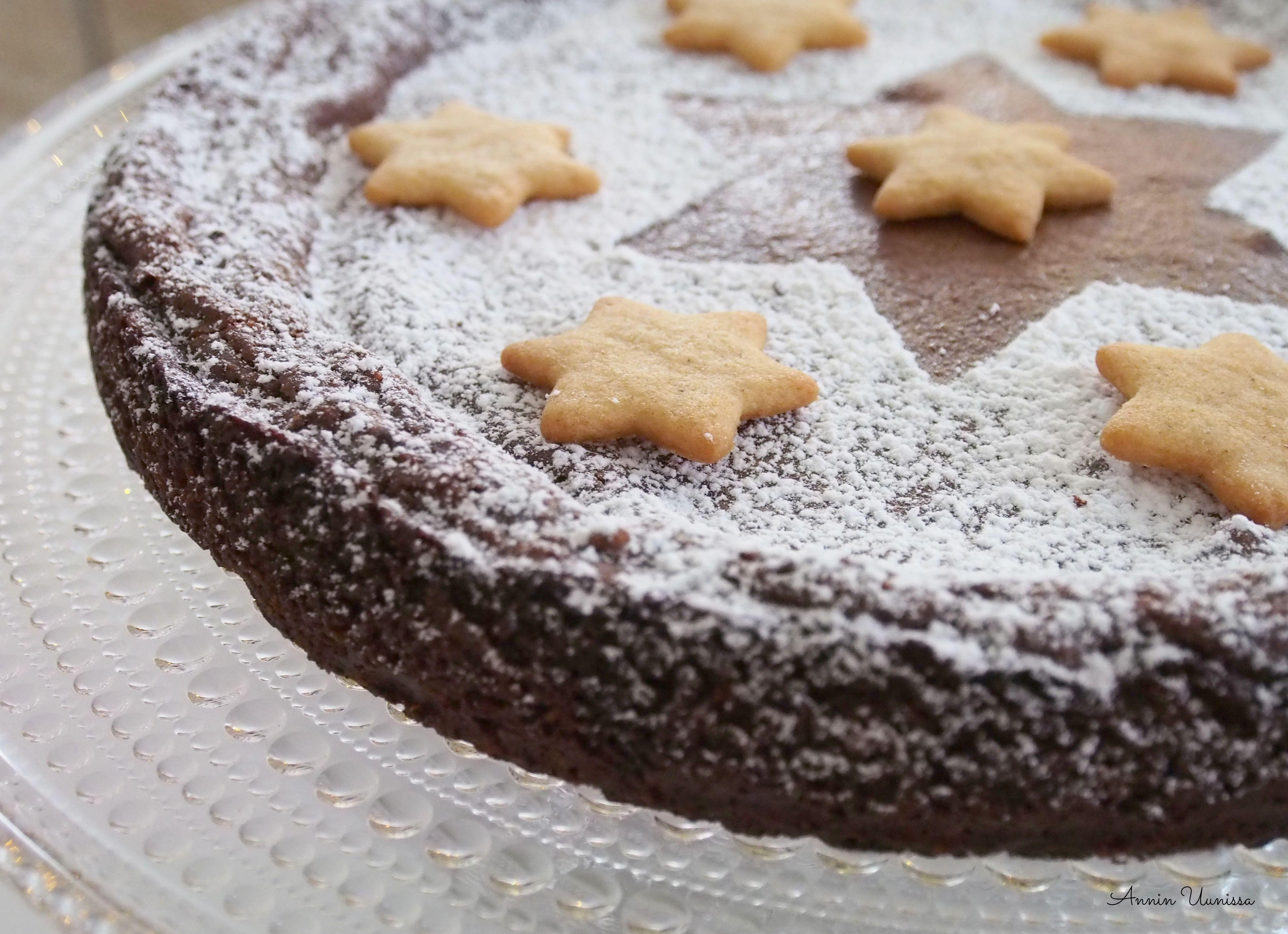 Gingerbread Mudcake