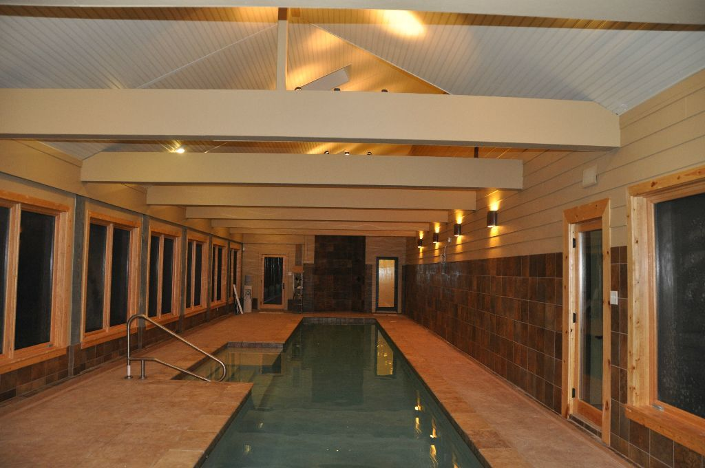 Master Pools Guild   Residential Pools and Spas - Interior Gallery