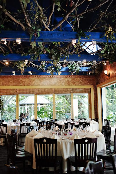 Pick A Venue That Needs Very Little Help In The Decor Area Sunday House Delray Beach Florida