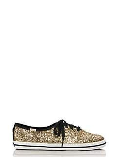 keds for kate spade new york glitter sneakers by kate spade new york - perfect for dance shoes