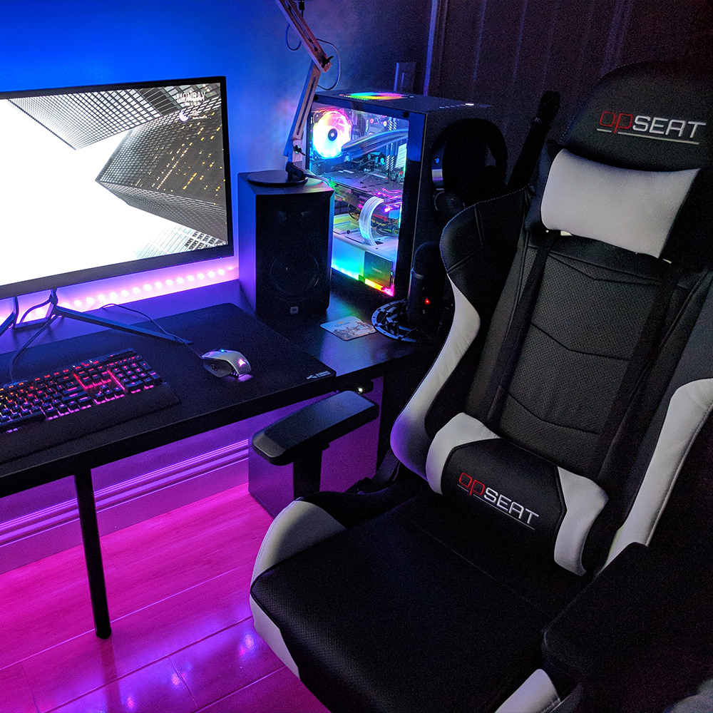 Our Lineup Gaming Room Setup Custom Gaming Desk Game Store