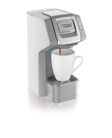 Hamilton Beach Flexbrew Single Serve Coffee Maker Grey