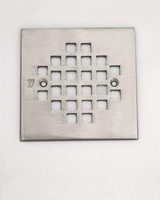 Superieur Shower Drain Plate (4¼