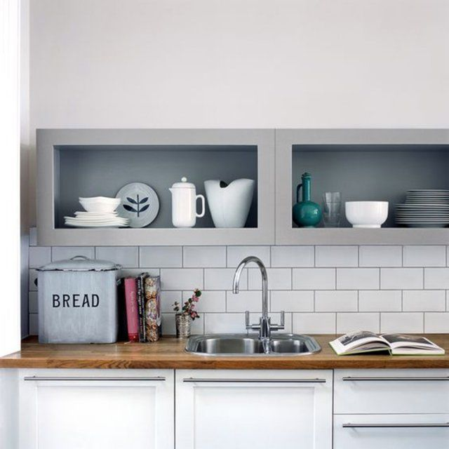 Relooker sa cuisine avec 1 élément seulement, c\u0027est possible