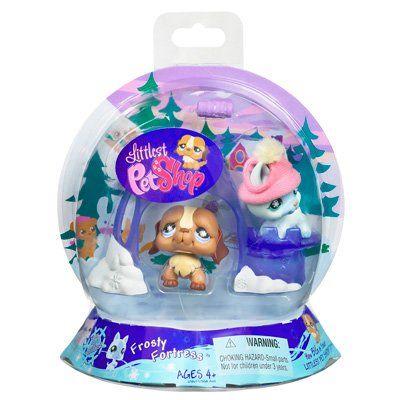 Littlest Pet Shop Assortment B Series 2 Collectible Figure Lovebugs New Sp...