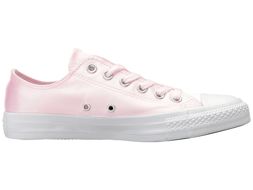 a632dbe437c1 Converse Chuck Taylor All Star - Ox Women s Lace up casual Shoes Arctic Pink  Arctic Pink White