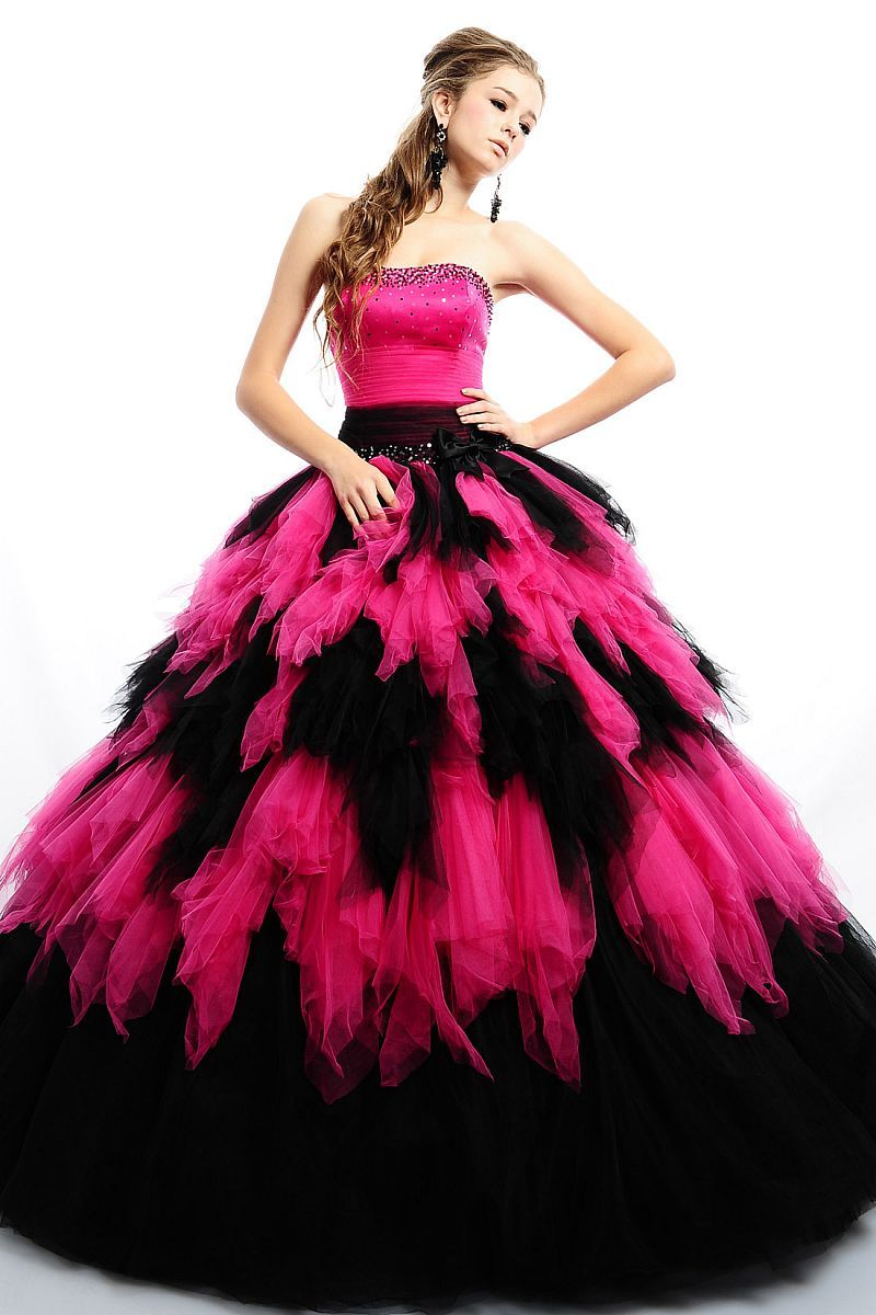 1c75894c4c58 Discount Adorable Paillette Strapless Empire Waist Tiered Ruched Ball Gown  Prom Dress In UK Online