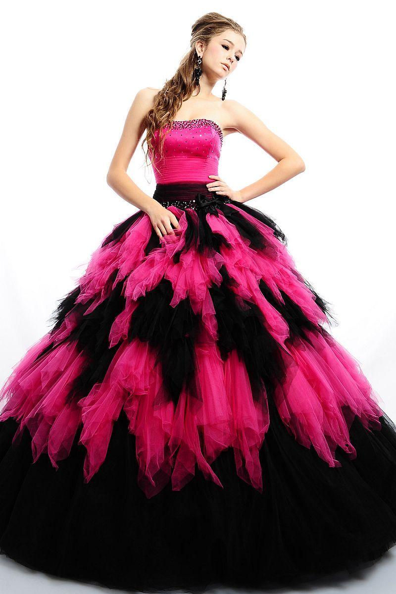 Pink Quinceanera Dresses | Vestidos de Quinceanera | Pink ...