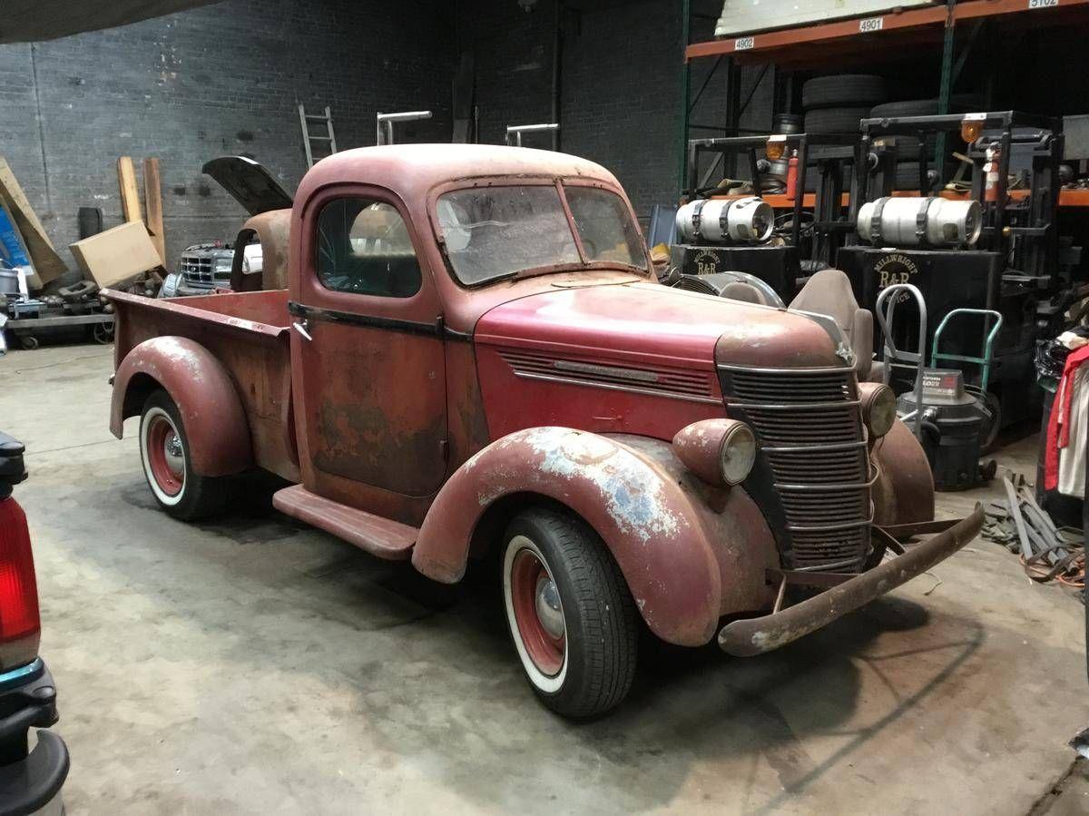 1937 International D-2 for sale #1929625 - Hemmings Motor News ...