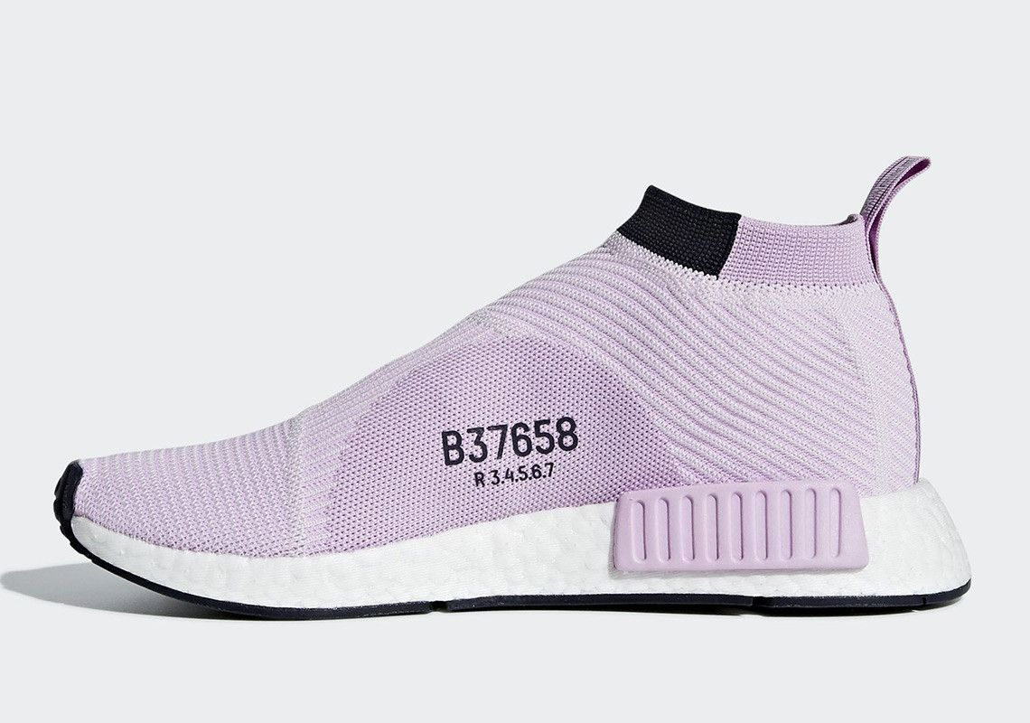 adidas NMD City Sock Lilac Is Hitting Stores Now in 2019