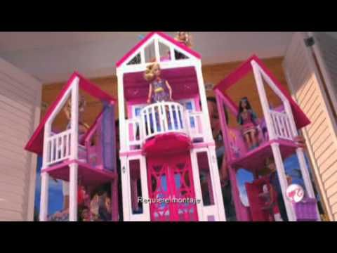 Anuncio super casa de barbie espa ol youtube maria01 for Decorar piso vacaciones