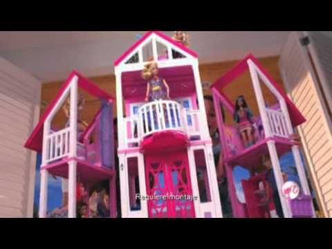 Anuncio super casa de barbie espa ol youtube maria01 - Supercasa de barbie ...