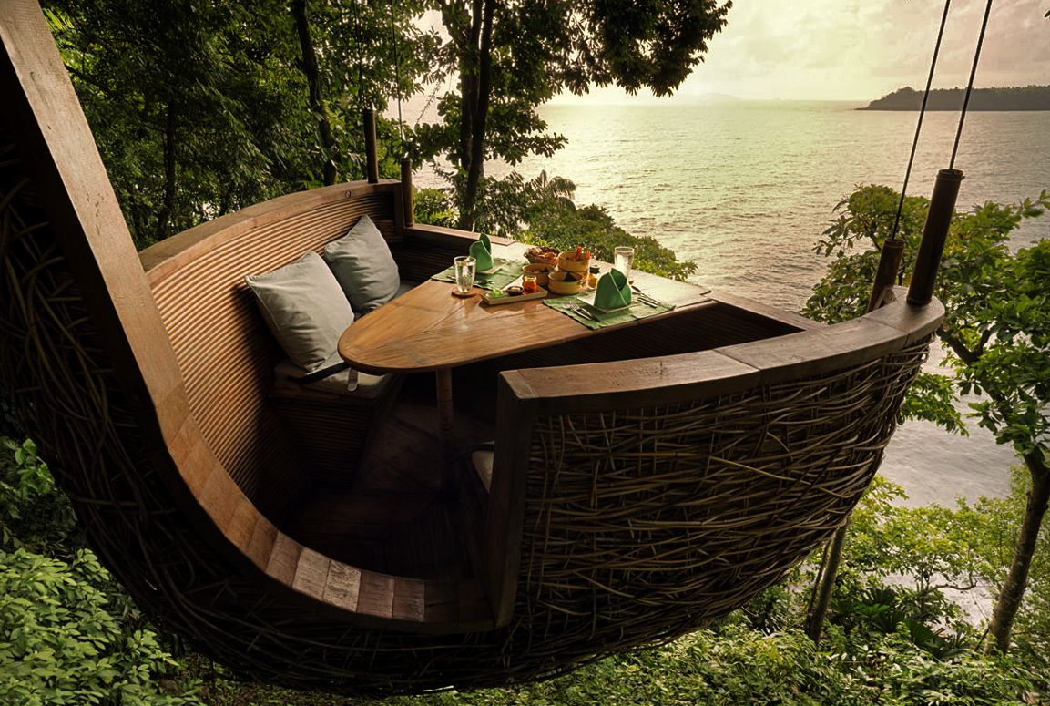 Tree stand cool ideas pinterest caribbean tree houses and phuket