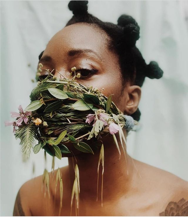 Mask Culture By Tina Alabama Fashion Mask Womensfashion Blackgirlmagic Blackgirlsrock Flower Photoshoot Self Portrait Photography Portrait