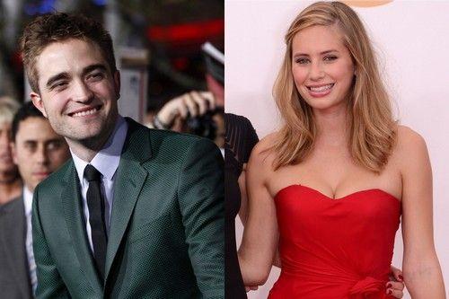"Robert Pattinson Dating Dylan Penn, ""Crazy About Her"""