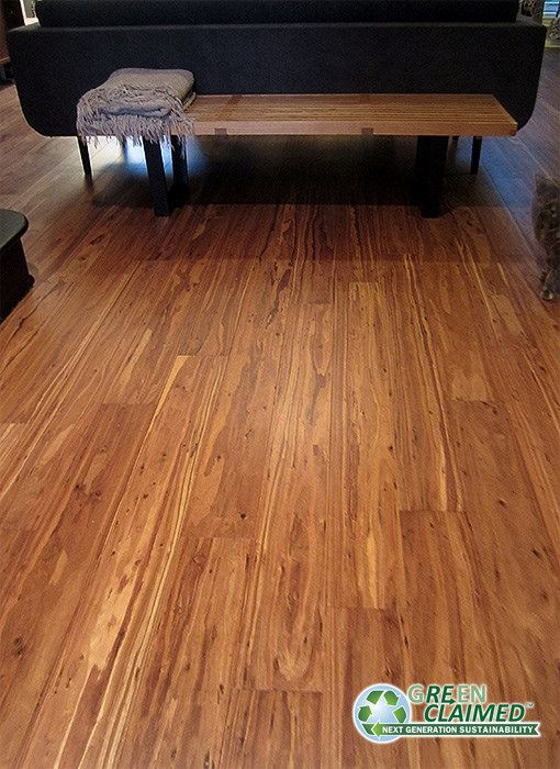 Eucalyptus Flooring By Cali Bamboo Wide Plank Click Lock Sample