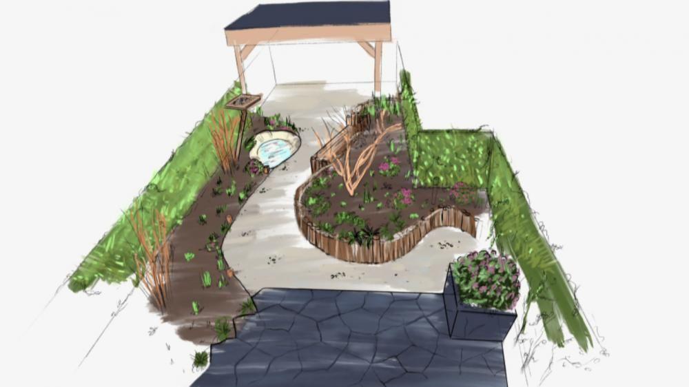 Eigen huis en tuin ontwerpen
