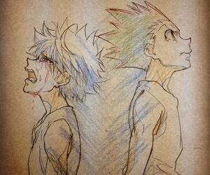 Timeline Photos Hunter X Hunter 2011 Via Facebook Killua Anime Desenho